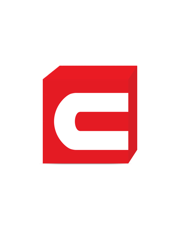 590mm 4 Wheel Garment Bag Black